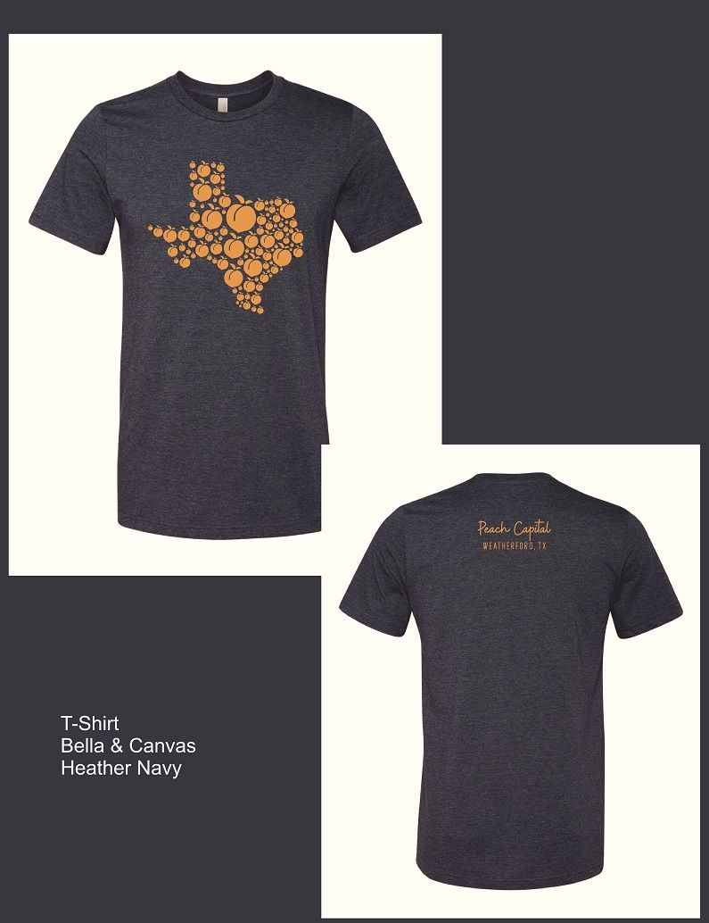 Peach Capital Shirts