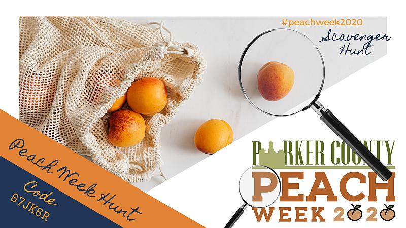 PEach Week Hunt